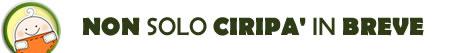 Non Solo Ciripà in breve | Non Solo Ciripà
