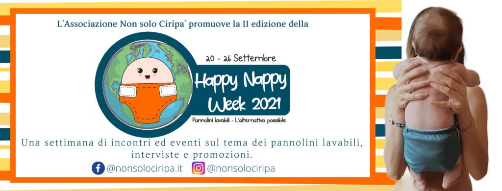 Happy nappy Week 2021